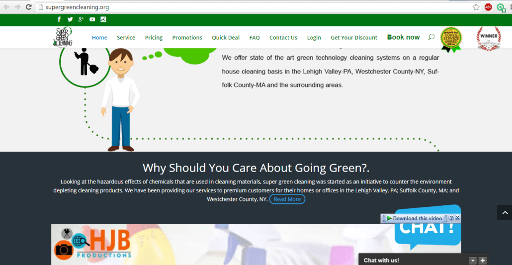 supergreencleaning